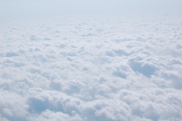 Overcast skies of Fort Worth